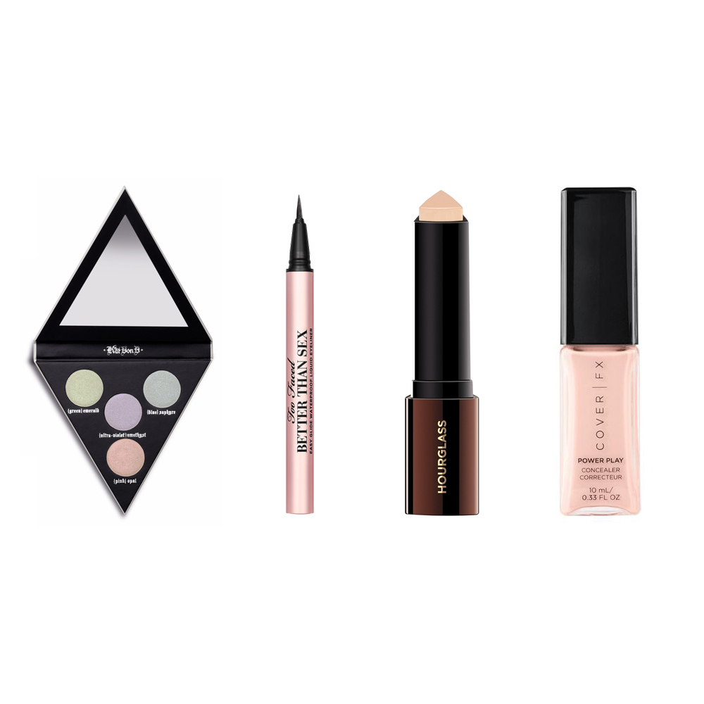 Mes 4 marques préférées de cosmétique disponibles au SEPHORA