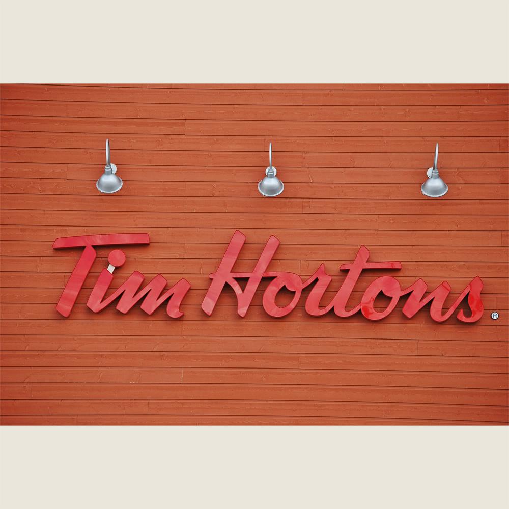 Tim Hortons, vous n'avez rien compris