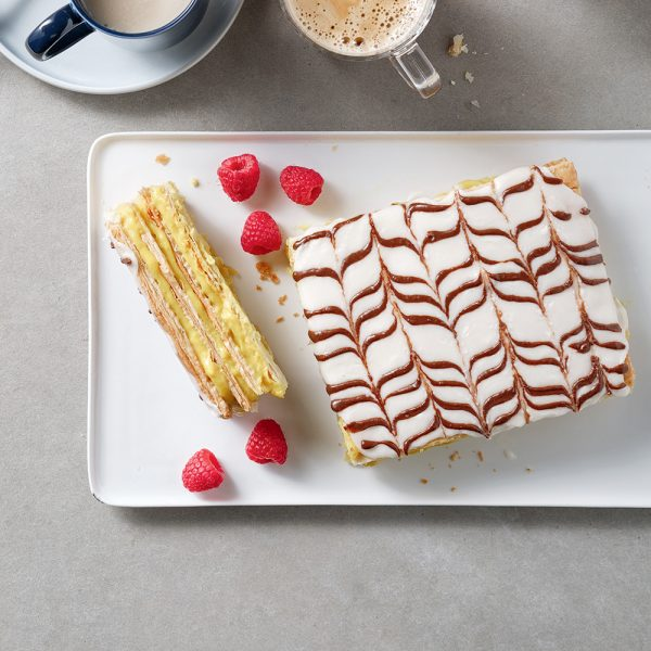 Mille-feuille végane