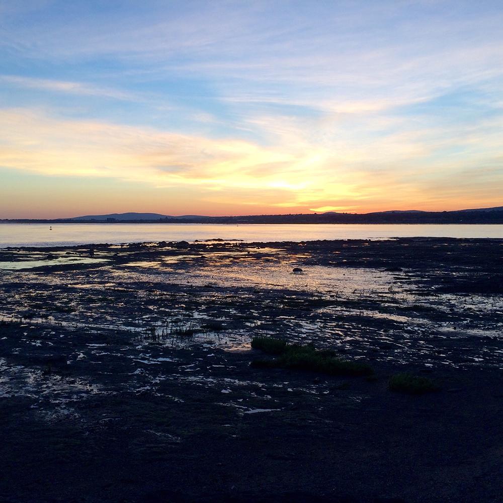Belles vacances au Québec? Et comment va ton fleuve Saint-Laurent?