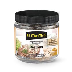 Assaisonnement pour cretons El-Ma-Mia
