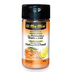 Assaisonnement méditerranéen pour poissons et fruits de mer El·Ma·Mia