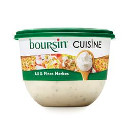 Boursin® Cuisine Ail & Fines Herbes