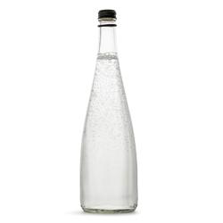 eau minérale gazéifiée