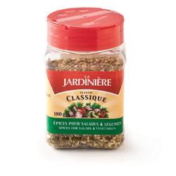 Épices Classique La Jardinière