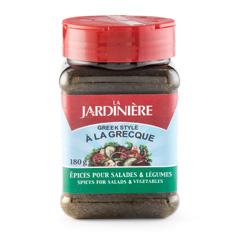 épices Garno La Jardinière À la grecque