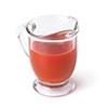 Soupe aux tomates condensée