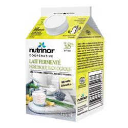 Lait fermenté nordique biologique Nutrinor