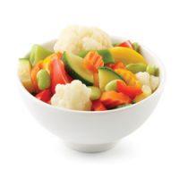 Mélange de légumes de style italien