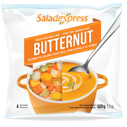 Mélange de légumes frais Butternut Saladexpress