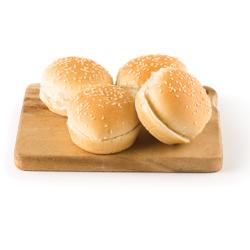 mini-pain à hamburger