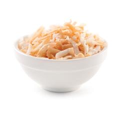 Noix de coco grillée