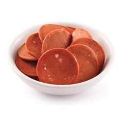 Pepperoni végétarien