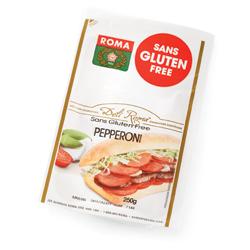 Pepperoni sans gluten Aliments Roma