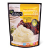 Purée de pommes de terre à la crème et au beurre