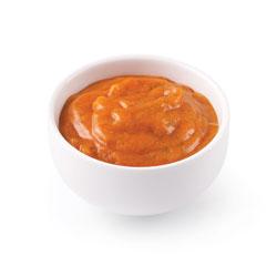 Sauce pour poulet au beurre