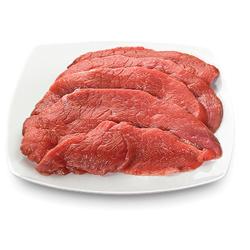 tranche de bifteck sandwich