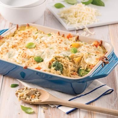 35 recettes à base de riz