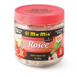 Assaisonnement pour sauce rosée express El-Ma-Mia