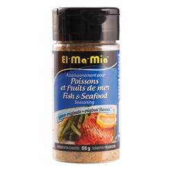Assaisonnement pour poissons et fruits de mer El-Ma-Mia