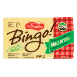 Mozzarella Bio Bingo!