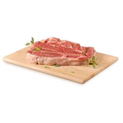 rôti de palette de Veau de grain du Québec de 1,5 kg avec os (3 1/3 lb)