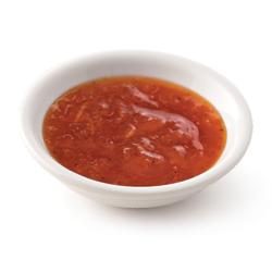 Sauce douce aux piments et mangue
