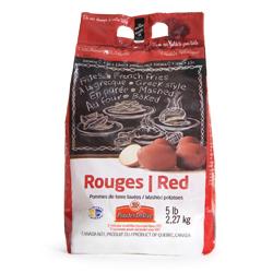 pommes de terre rouges Patates Dolbec
