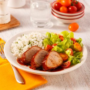 Slow-cooker Sweet Pork Tenderloin