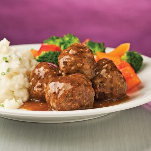 Honey Mustard Meatballs