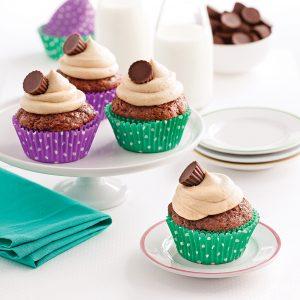 Muffins aux courgettes, carottes et chocolat