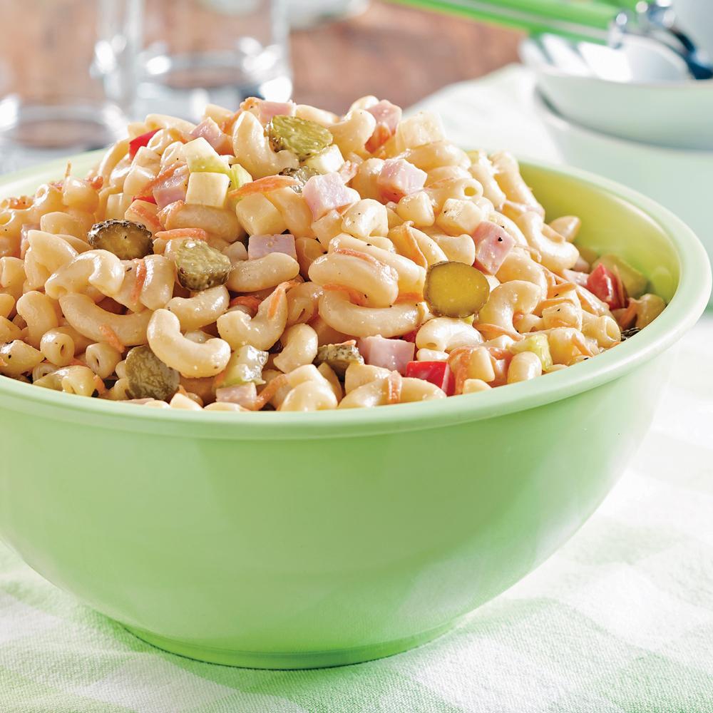 Salade de macaronis