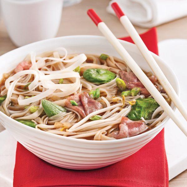 Soupe-repas à la tonkinoise