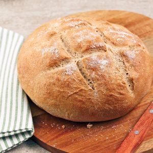 En étapes: on fait notre pain maison