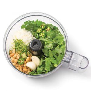 Pesto coriandre et arachides