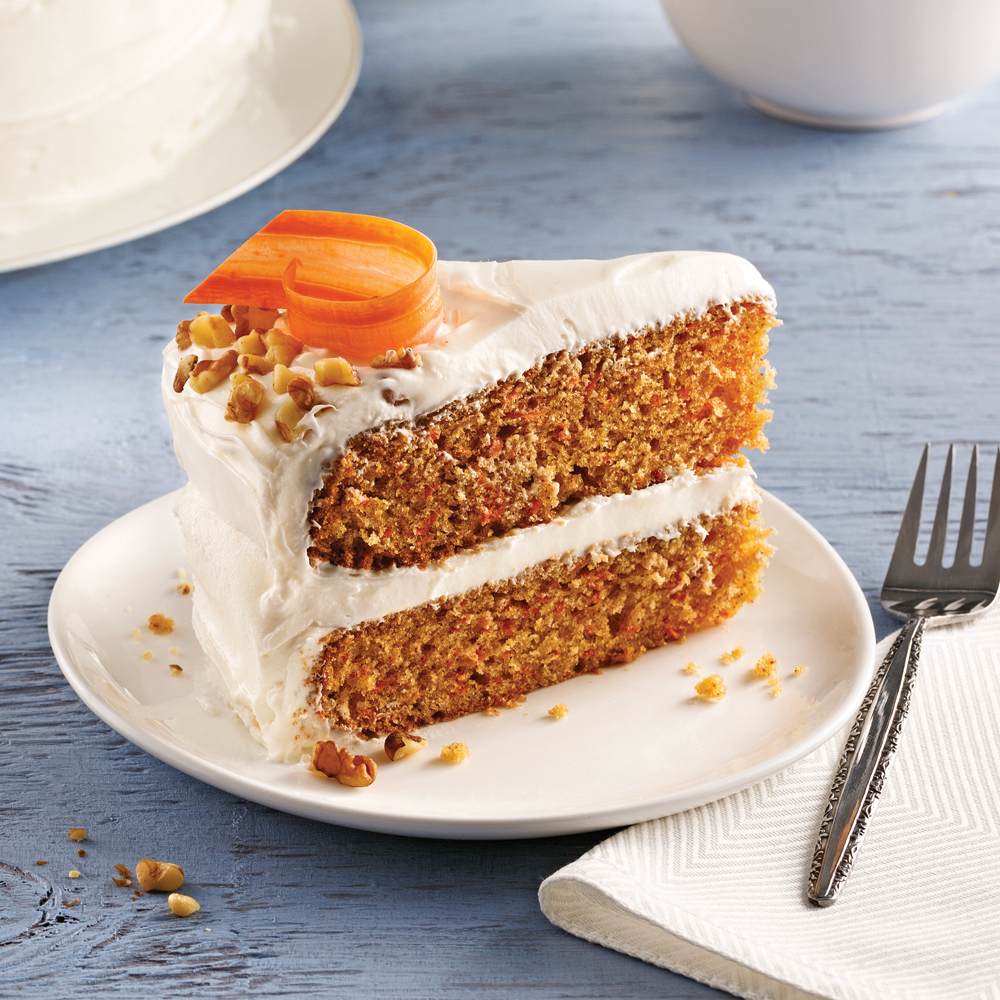 Le meilleur gâteau aux carottes