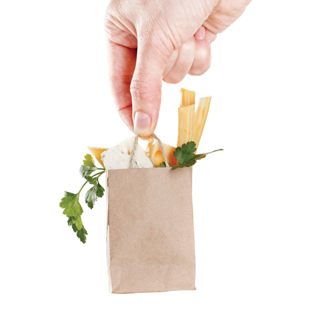 Top 10 des aliments dont le format a réduit, mais pas le prix!