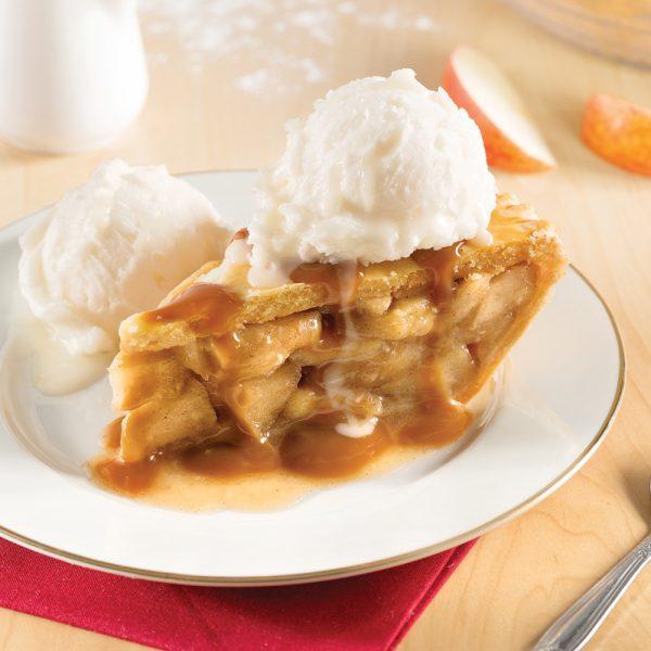 La meilleure tarte aux pommes