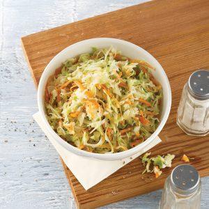 Salade de chou style St-Hubert