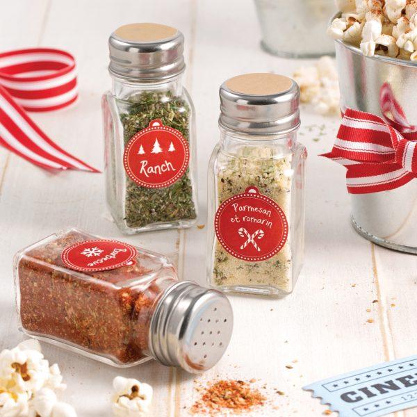 Assaisonnements à popcorn