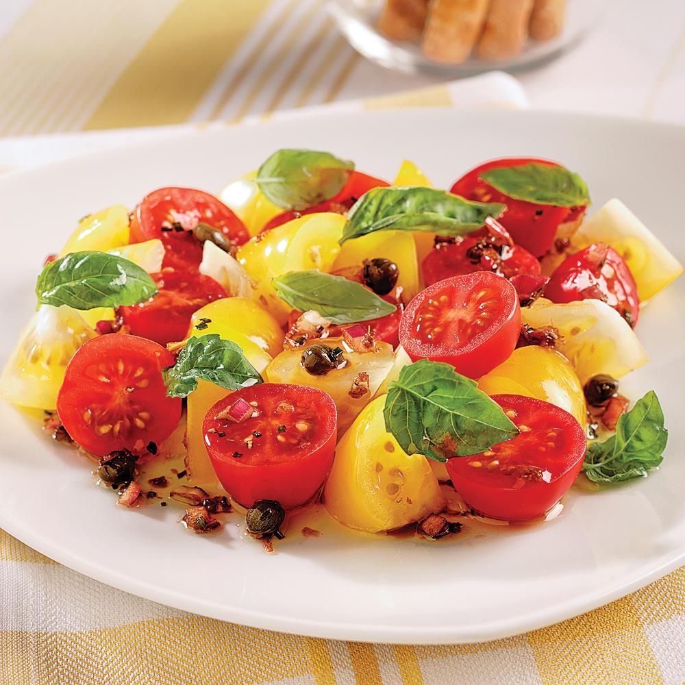 Duo de tomates