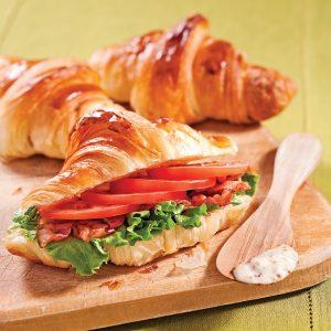 Croissants BLT