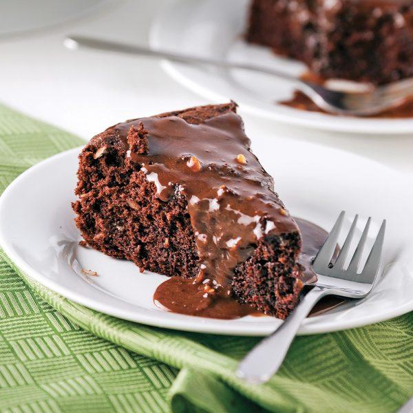 Gâteau noix de coco et chocolat