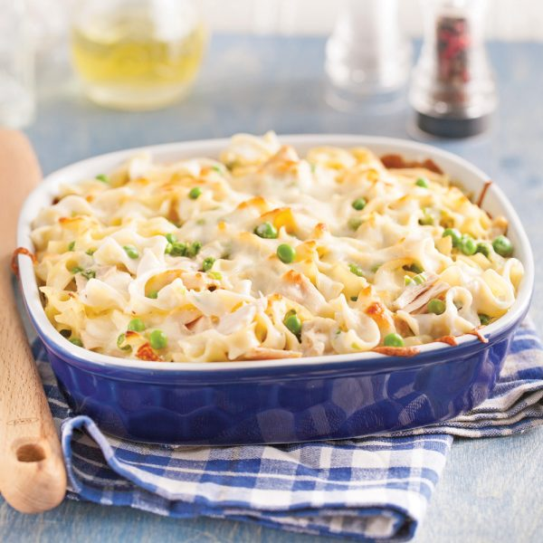 Get cozy with our 5 best pasta casseroles!