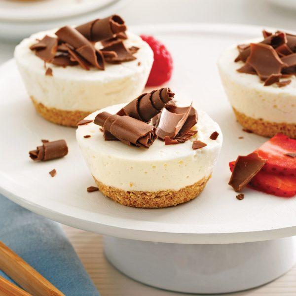 Nos 20 meilleurs desserts faciles