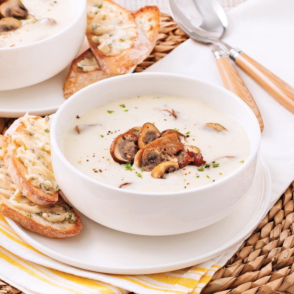 Mushroom Chowder