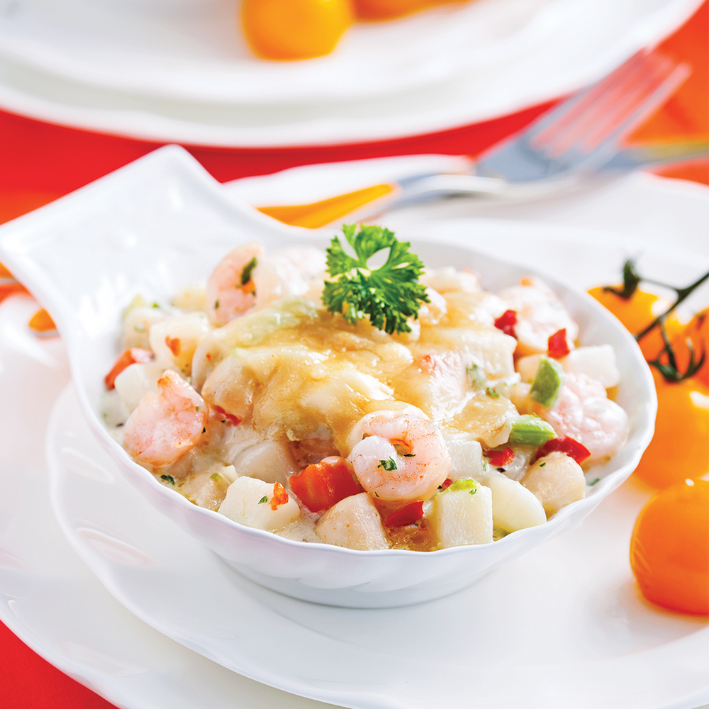 Coquilles Saint-Jacques express