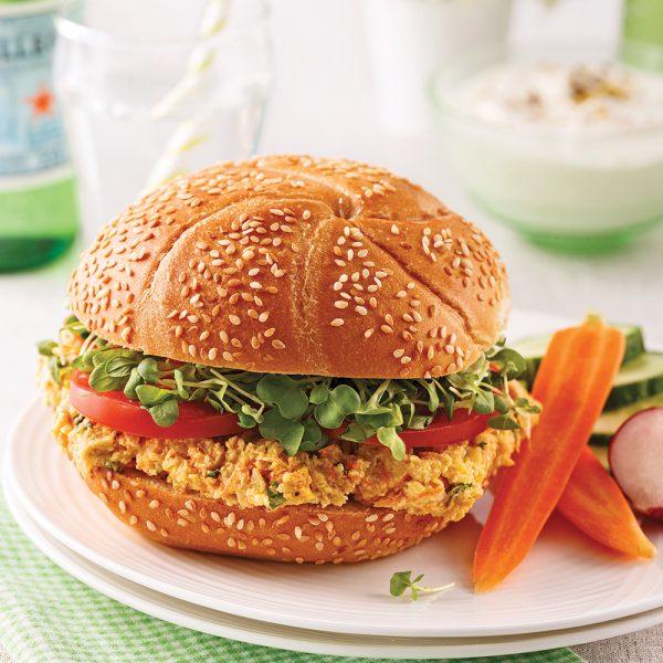 Dîners: 30 sandwichs qui font changement