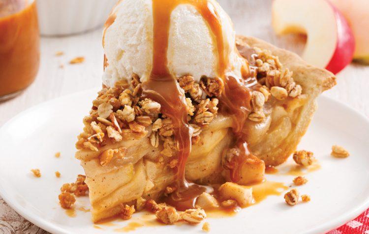 Nos meilleures recettes pour le temps des pommes