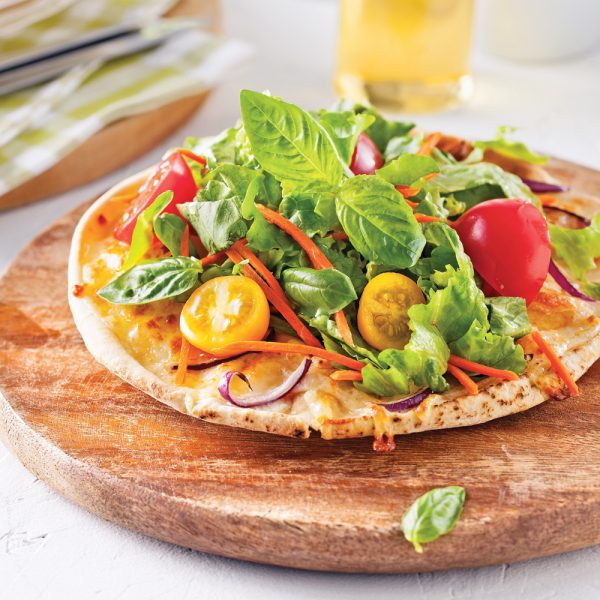 Pizzas insalata